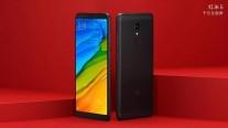Xiaomi Redmi 5 in Black
