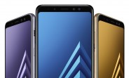 Samsung Galaxy A8 (2018) Oreo update incoming