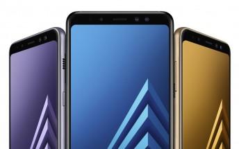 Samsung Galaxy A8 (2018) Oreo update incoming