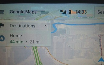 Google confirms Android Auto pixelated display issue