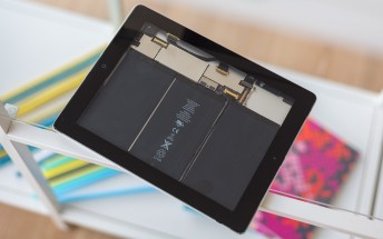 Is Apple slowing down iPads with older batteries too?