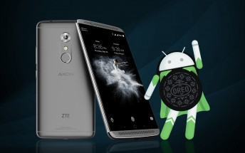 Some ZTE Axon 7 phones in the US now running test version of Android Oreo