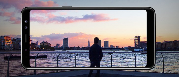 Samsung Galaxy A8+ (2018) gets Android Pie update - GSMArena