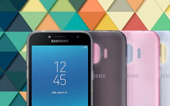 Samsung Galaxy J2 (2018) spotted on official website
