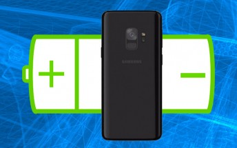 Brazilian agency reveals Galaxy S9 and S9+ battery capacities