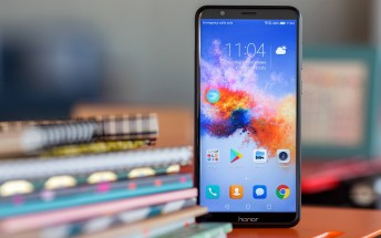 Honor 7X promo comes in partnership with Lords Mobile