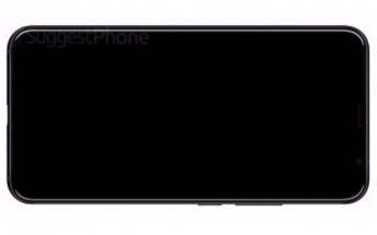 First render of HTC U12 reveals full-screen display