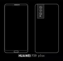 Schematics: Huawei P20 Plus