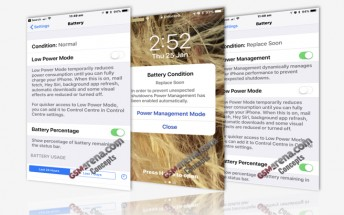 Concept: How we hope battery management in iOS 11.3 will look [Updated]