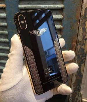 Apple iPhone X Bentley Limited Edition