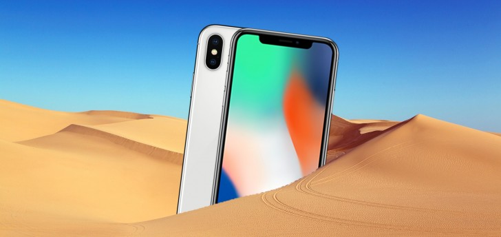 Report: Apple will halve its iPhone X production target for Q1