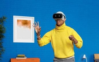 Lenovo and Google unveil first stand-alone Daydream VR headset - the Mirage Solo