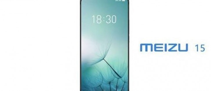 New Meizu 15 Plus images suggest ultra narrow bezels on