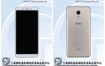 Meizu M6s gets certified by TENAA with 18:9 screen and side-mounted fingerprint scanner