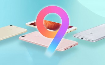 Xiaomi will update 40 devices to MIUI 9