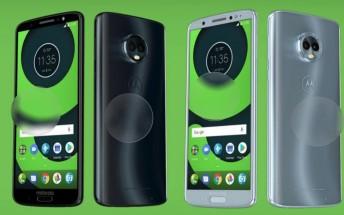 Moto X5, G6, G6 Plus, and G6 Play promo images leak alongside spec details
