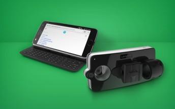 Motorola announces a health monitor and a keyboard Mod
