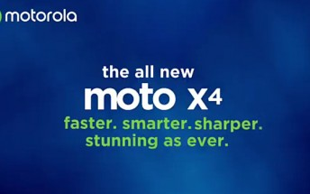 New Motorola Moto X4 variant coming next week