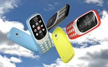 Nokia 3310 4G can make an LTE-powered Wi-Fi hotspot