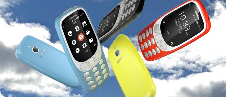Nokia 3310 4G can make an LTE-powered Wi-Fi hotspot - GSMArena com news