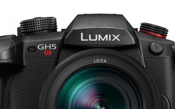 Panasonic announces GH5s mirrorless camera for $2499