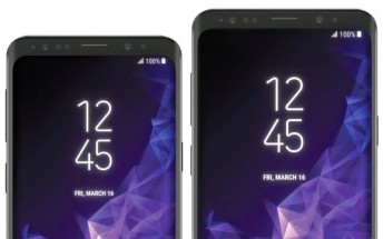 Galaxy S9 and S9+ press images leak, look largely familiar