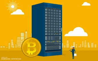 Samsung now making chips for Bitcoin mining hardware
