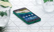 Sharp Android One S3 has a tough exterior and a soft chipset