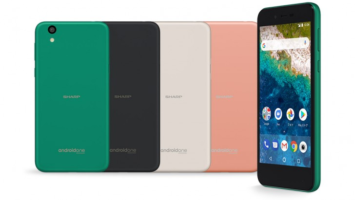 Sharp Android One S3 is an Android One phone with a tough exterior and a soft chipset