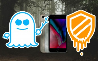 Test: iPhone 8 and iPhone 7 performance after the Spectre and Meltdown patches