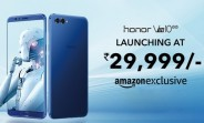 Honor View 10 launched in India exclusively on Amazon