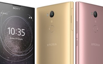Sony Xperia L2 gets another update
