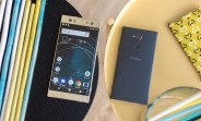 Sony posts official hands-on video of Xperia XA2 Ultra and its two other CES phones