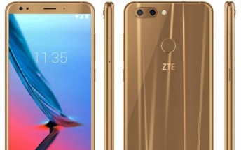 ZTE to announce Blade V9 with 18:9 screen and Snapdragon 450 at MWC