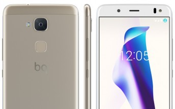 BQ Aquaris VS and VS Plus officially released with SD430, 4GB of RAM, promised Oreo update