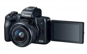 Canon announces EOS 2000D DSLR and M50 mirrorless cameras
