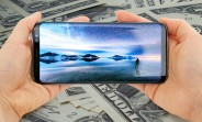 Samsung Galaxy S8 down to $476 - ex-display units and excess inventory