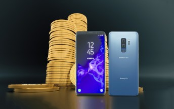 Prices for the Galaxy S9 and S9+ leak: the plus model costs as much as the Note8