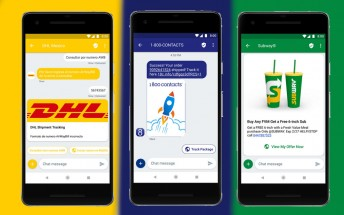 Google announces RCS for business-to-consumer communication