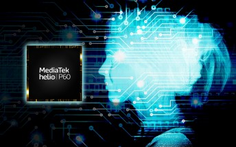MediaTek is readying an upgraded Helio P60 chip with emphasis on AI