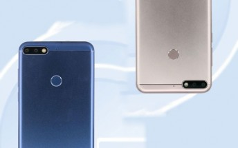 Honor 7C swings by TENAA, gets most specs revealed