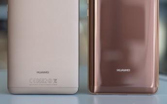 Huawei patents the Mate 20 name