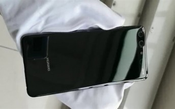 More Huawei P20 photos appear in the wild