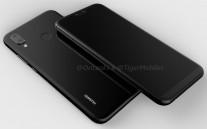 Huawei P20 Lite renders