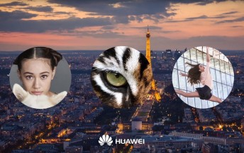 Huawei confirms P20 name with a short video