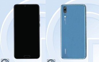 Huawei P20 appears in TENAA photos with dual cameras