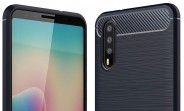 So that's what a triple camera looks like - alleged Huawei P20 renders are here