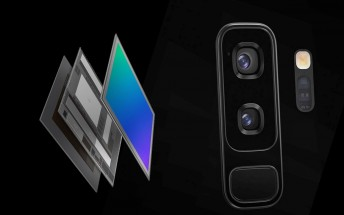 Samsung's new ISOCELL sensor has on-board DRAM, shoots 960fps video