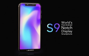 Leagoo S9 with Notch Display priced at $150 (hands-on)