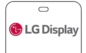 LG just patented a full screen display module of its own